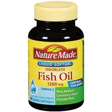 Dude do you do protein for Liquid fish oil walmart