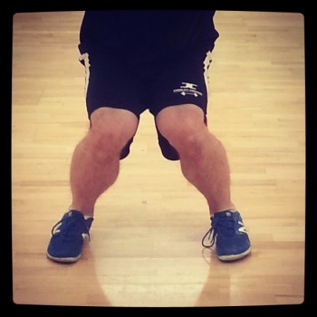 Knees OUT!…Or You're ASS Ain't Doing It's Job