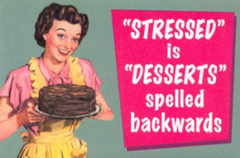 Stress, Bad Breathing and Stressed Posture.