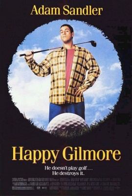 How to get Happy Gilmore Distance
