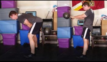The Kettlebell Swing, It's not a Squat/ Front Raise and it Doesn't go Overhead.