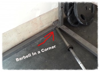Put Your Barbell, Not Baby, in the Corner…