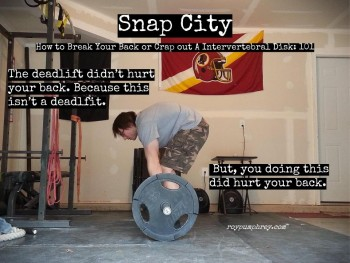 10 Random Thoughts on the Deadlift
