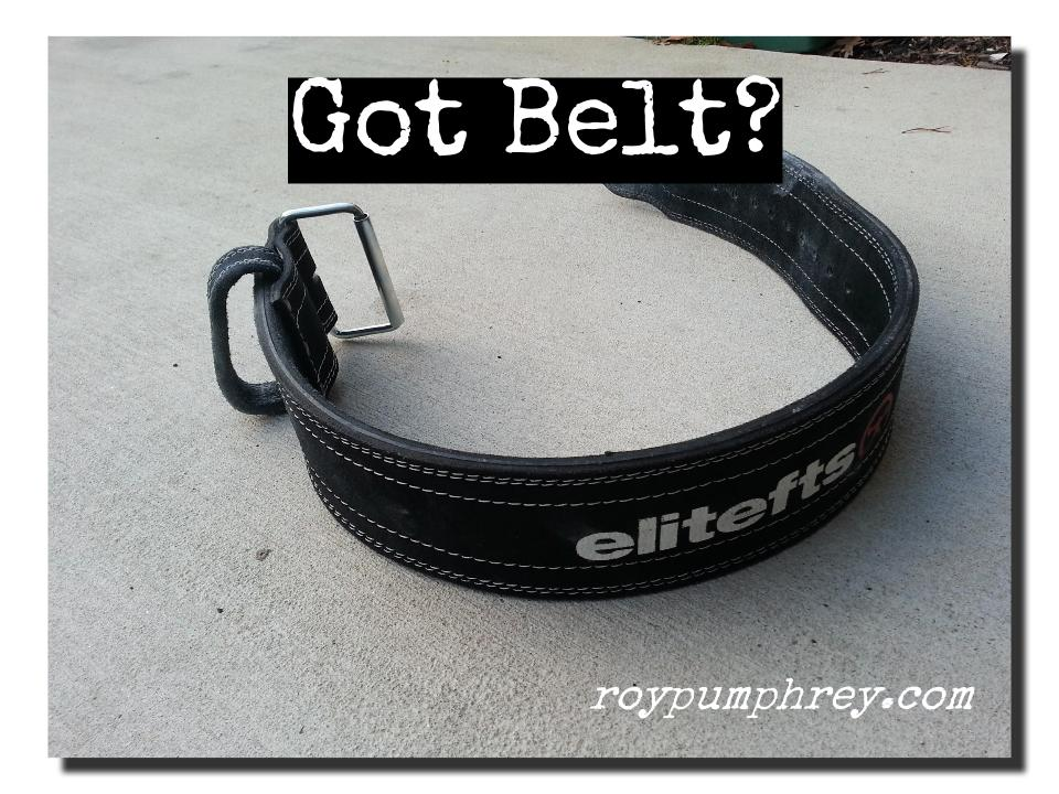go get the belt Progression & the belt system belt promotions don't always go with hand in hand with skill or even knowledge and vary according to the coach and student.