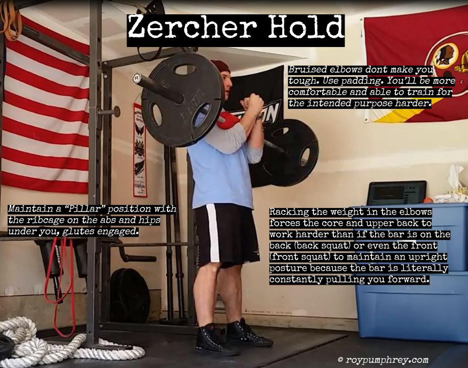 Zercher Hold Edited