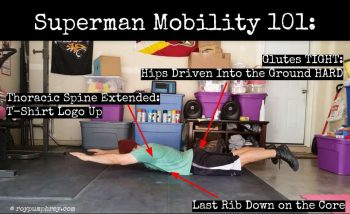 You Should Do This: Superman Mobility