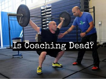 Is Coaching Dead? AKA: Rise of the Machines!