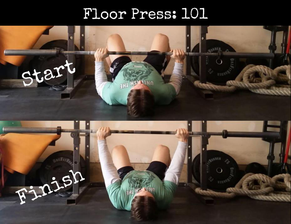 You Should Do This: Floor Press