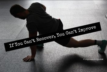 If You Can't Recover, You Can't Improve