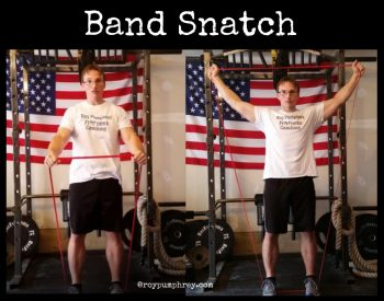You Should Do This: Band Snatch