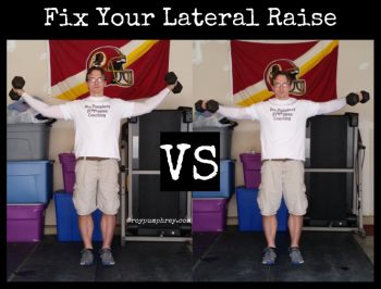 You Should Do This: Dumbbell Lateral Raise
