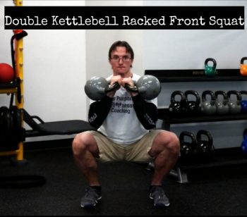 You Should Do This: Double Kettlebell Racked Front Squat