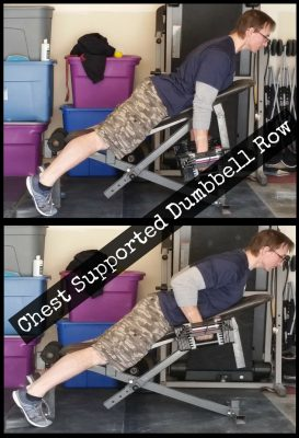 You Should Do This: Chest Supported Dumbbell Row
