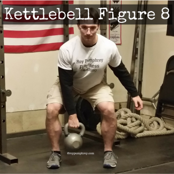 You Should Do this: Kettlebell Figure 8