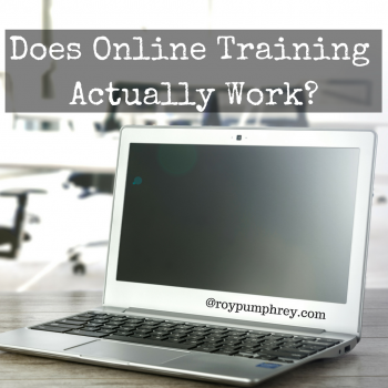 Does Online Training Actually Work?