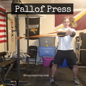 You Should Do This: Pallof Press